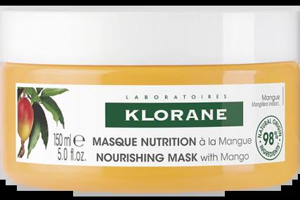 KLORANE Mangobutter Haarmaske 150 ml