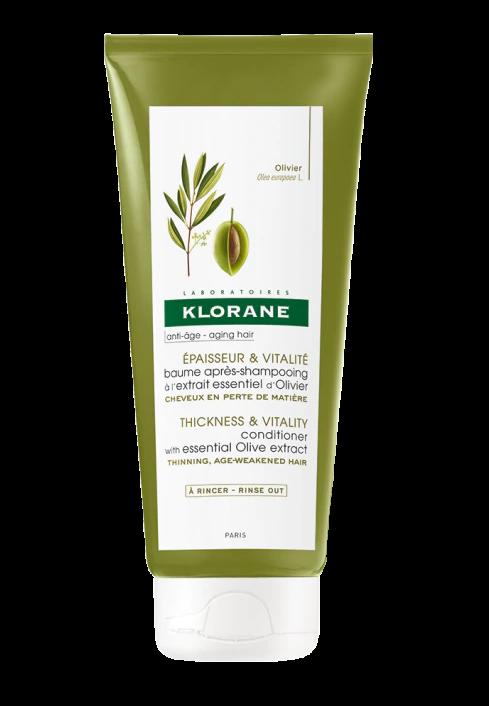 KLORANE Oliven-Pflegespülung 200 ml