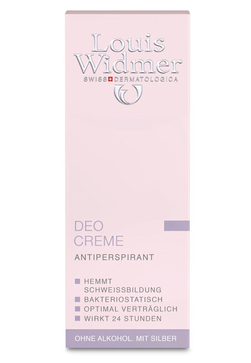 Louis Widmer Deo Creme-leicht Parfümiert