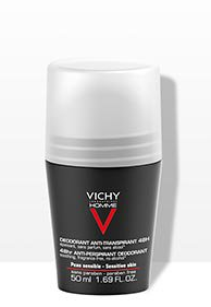 VICHY Homme Deo 48H empf Haut Roll-on 50 ml