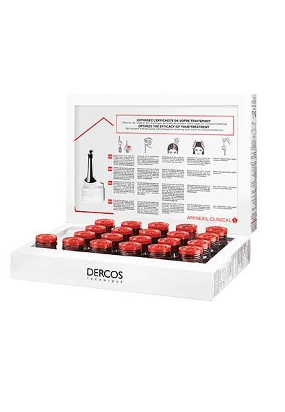 VICHY Dercos Aminexil Clinical 5 Frauen 21 x 6 ml