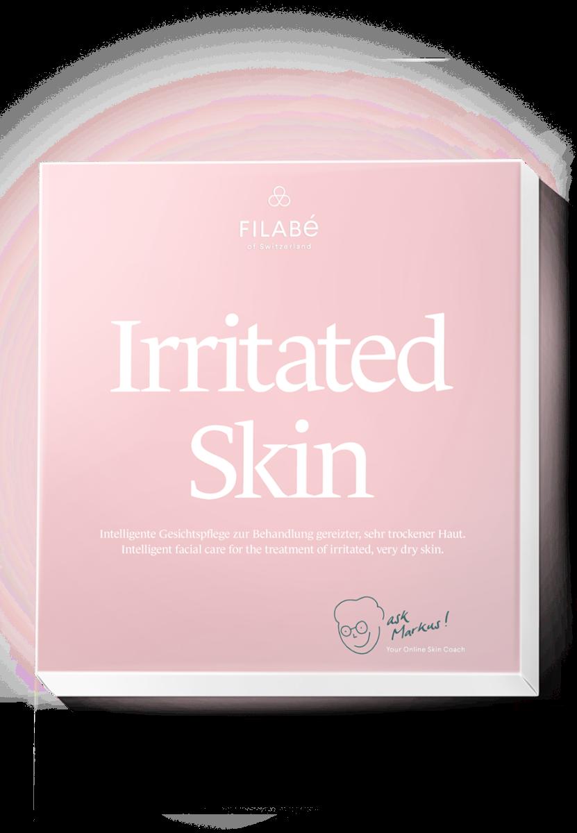 FILABE Irritated Skin 28 Stk