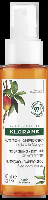 KLORANE Mango Öl Spray 100 ml