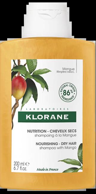KLORANE Mango-Shampoo 200 ml