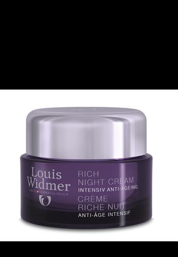 WIDMER Rich Night Cream 50 ml-ohne Parfüm