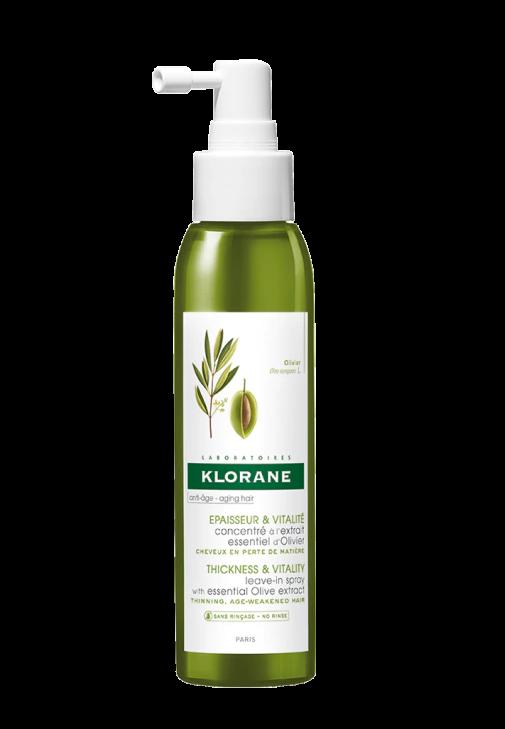 KLORANE Oliven Pflegekonzentrat Spray 125 ml