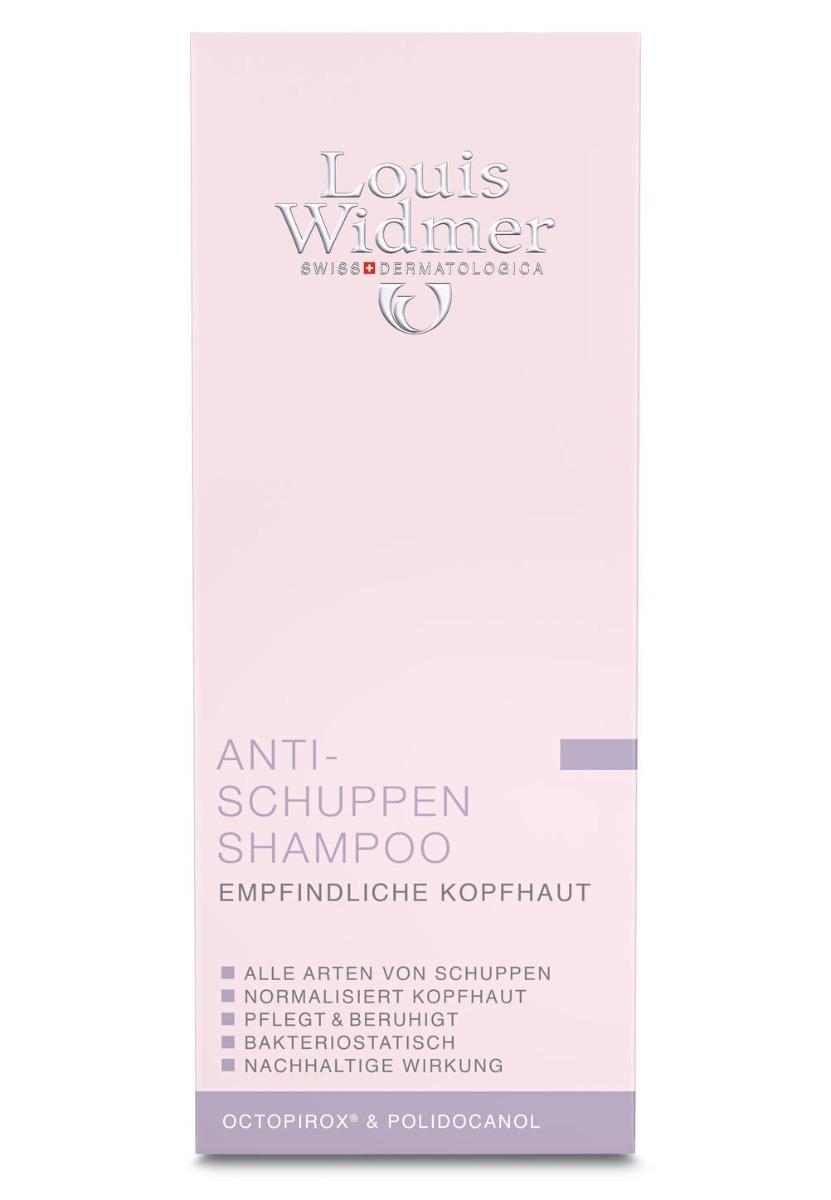 Louis Widmer Anti Schuppen Shampoo mP 150ml