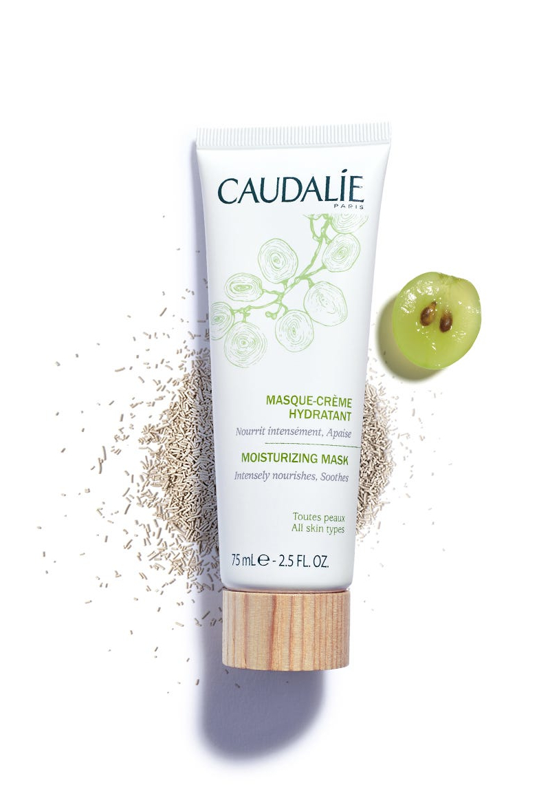 CAUDALIE DEMAQUILL Masque Creme Hydratant 75 ml