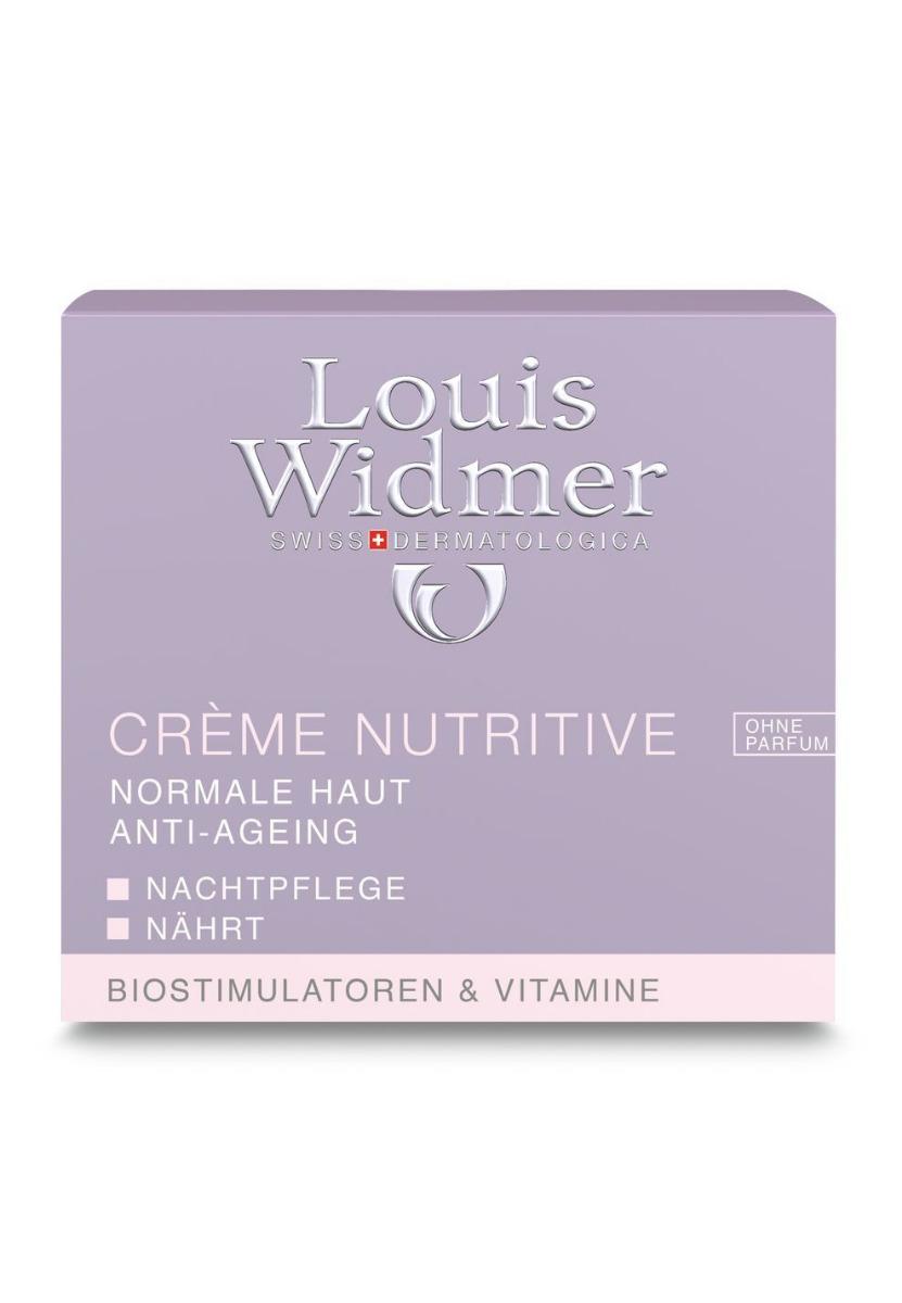 Louis Widmer Creme Nutritive 50ml -ohne Parfüm