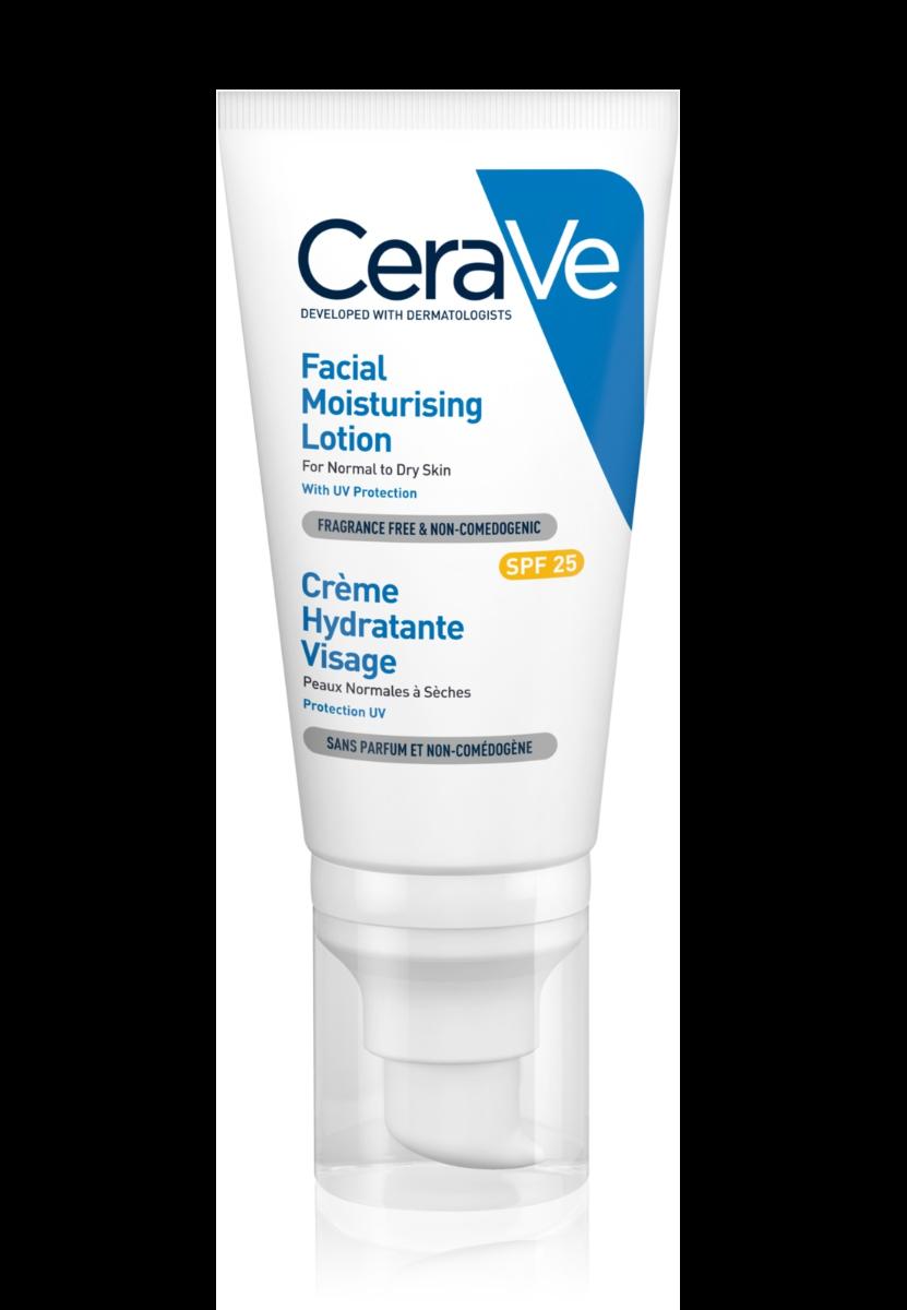 CERAVE Feuchtigkeitsspend Gesichtscr SPF25 52 ml