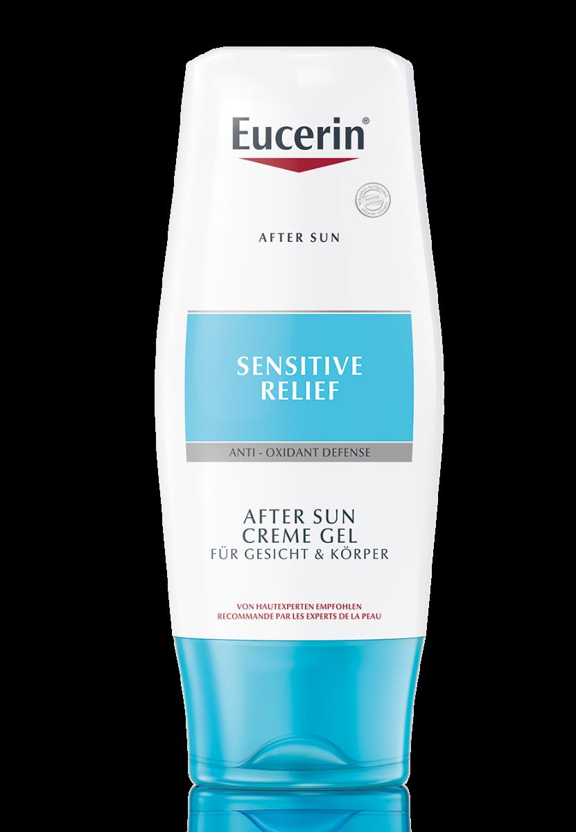 EUCERIN Sens Relief After Sun Gel Creme 200 ml