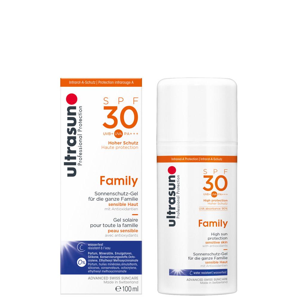 ULTRASUN Family SPF 30 -150 ml