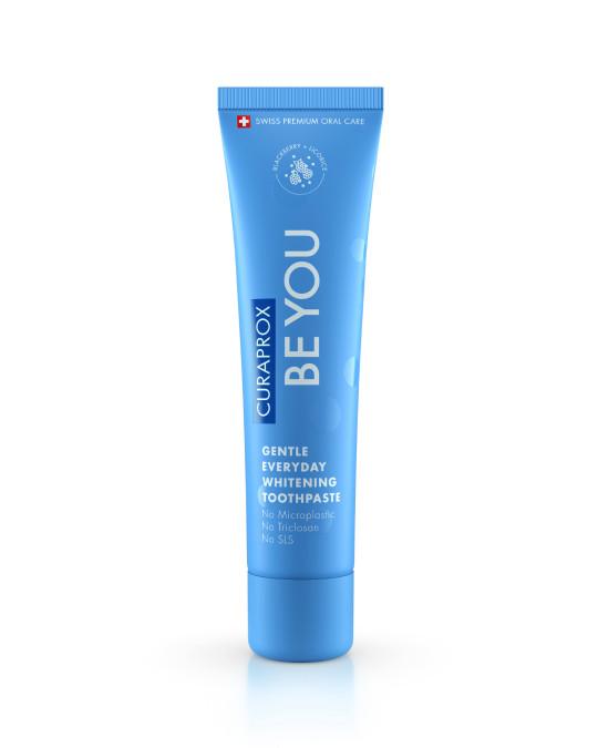 CURAPROX BE YOU Brombeere+Lakrit blau Karton 60 ml