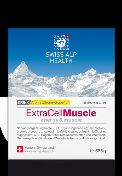 EXTRA CELL MUSCLE für die Muskeln Btl 25 Stk