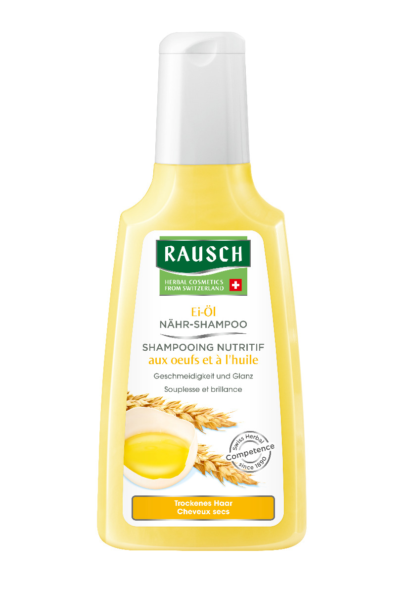 RAUSCH Ei-Öl NÄHR-SHAMPOO 200 ml
