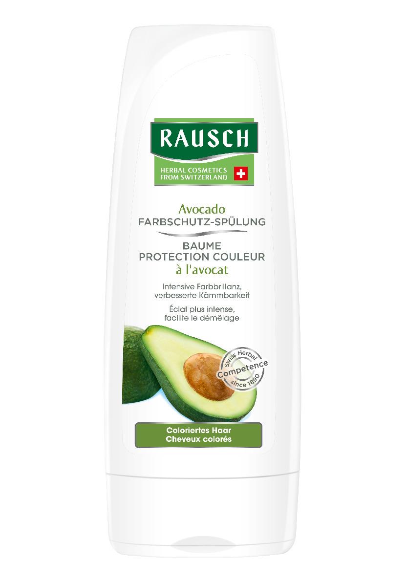 RAUSCH Avocado FARBSCHUTZ-SPÜHLUNG 200ml