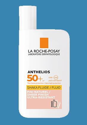 ROCHE POSAY Anthelios Shaka Fluid LSF50+ 50 ml-natürliche Tönung
