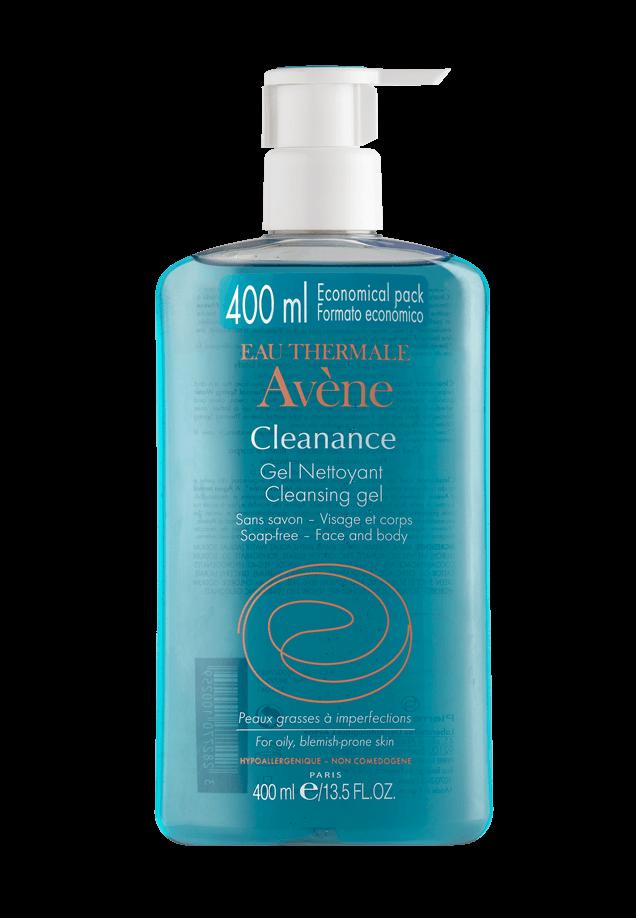 AVENE Cleanance Reinigungsgel-400 ml
